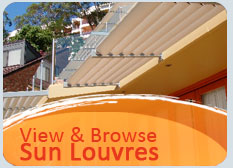 Sun louvres from Eclipse Sun Controls & Patios