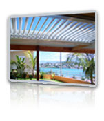 Sun Louvres by Eclipse Sun Control & Patios