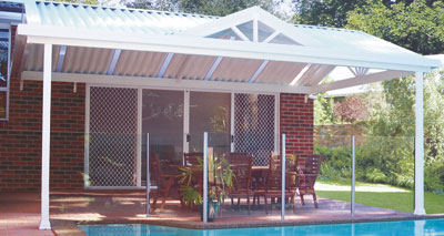 ShademasterSingle Skin Roof by Eclipse Sun Control & Patios