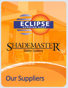 Sponsors with Eclipse Sun Controls & Patios